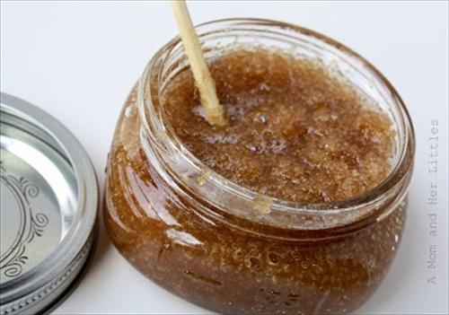 Make Your Own Sugar Scrub
