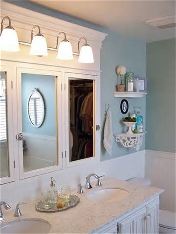 Do it your-self bathroom renovation projects