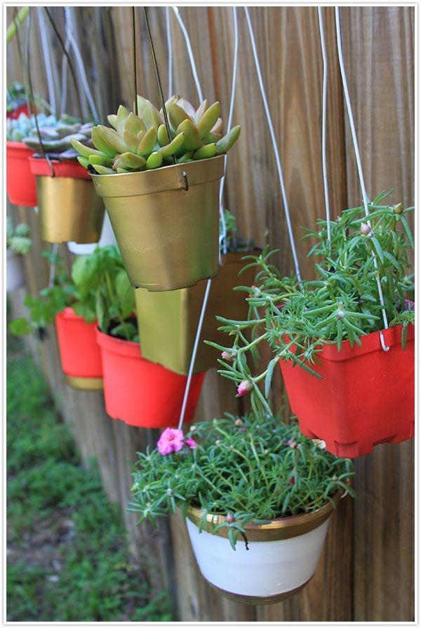 Easy planting DIY ideas