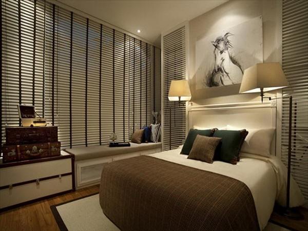 Creative bedroom decor plans