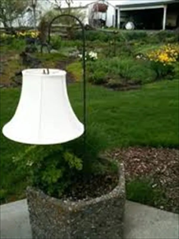 decorating your lawn with solar lights