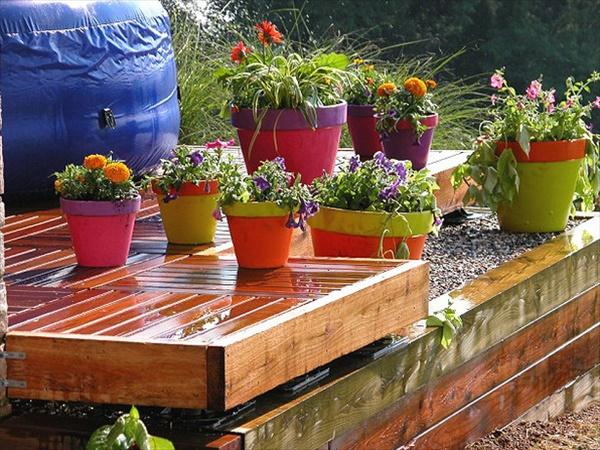 Charming flower  planting ideas