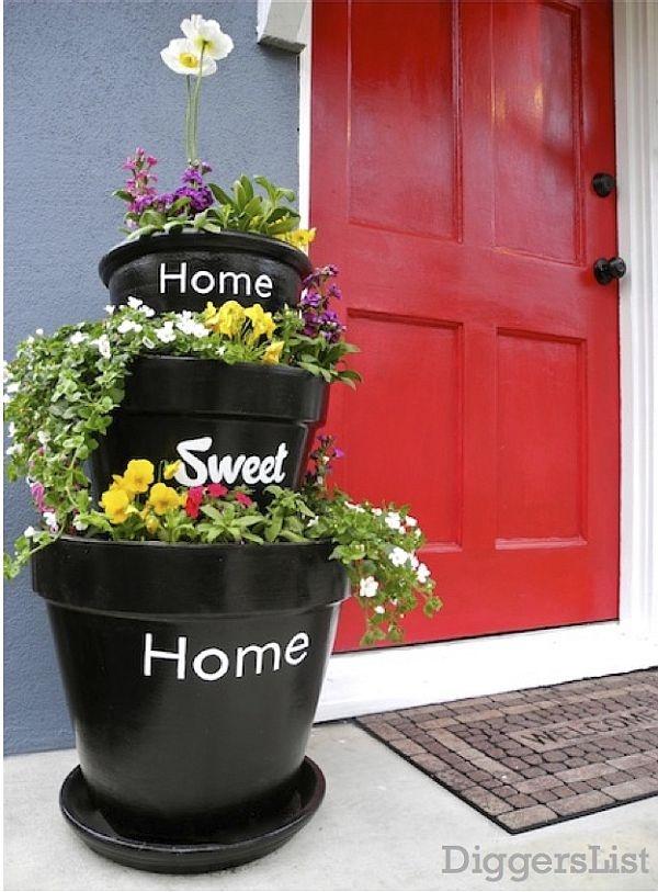 Awesome DIY Flower ideas
