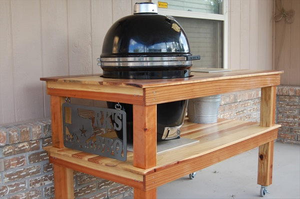 easy grill table ideas