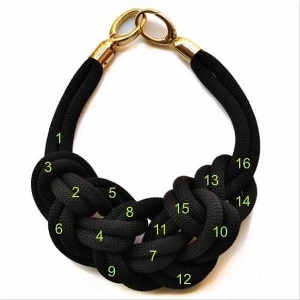 Homemade necklace ideas