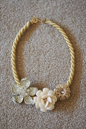Easy DIY necklace projects