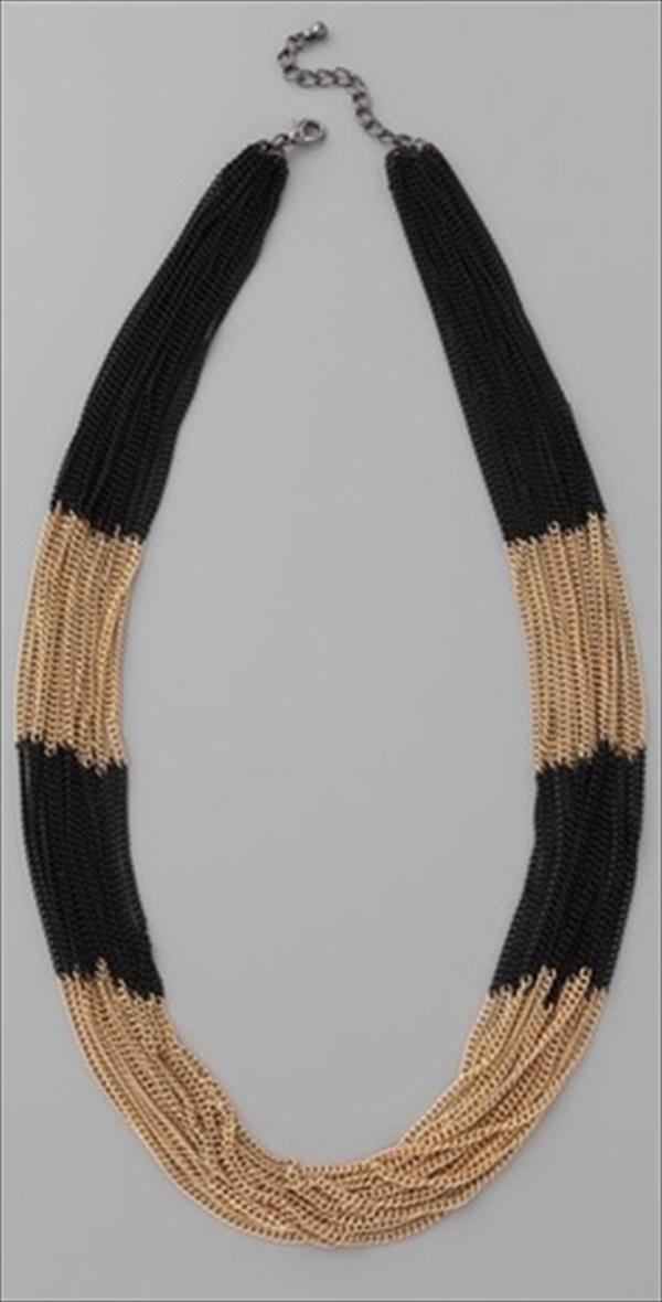 Easy Handmade necklace ideas
