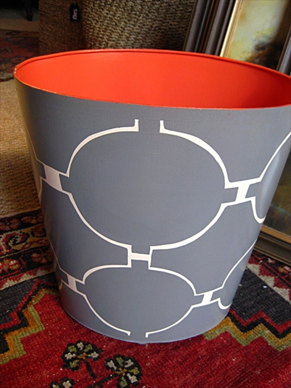 how to build a garbage can