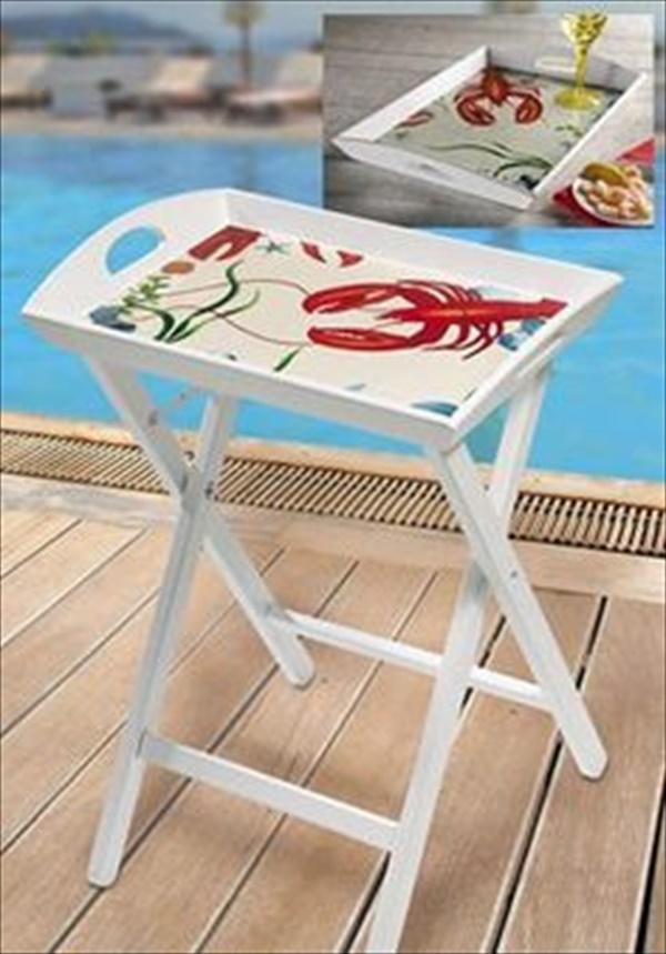 DIY wooden table tray7