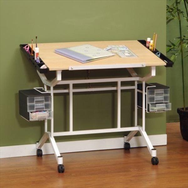 DIY wooden table tray8