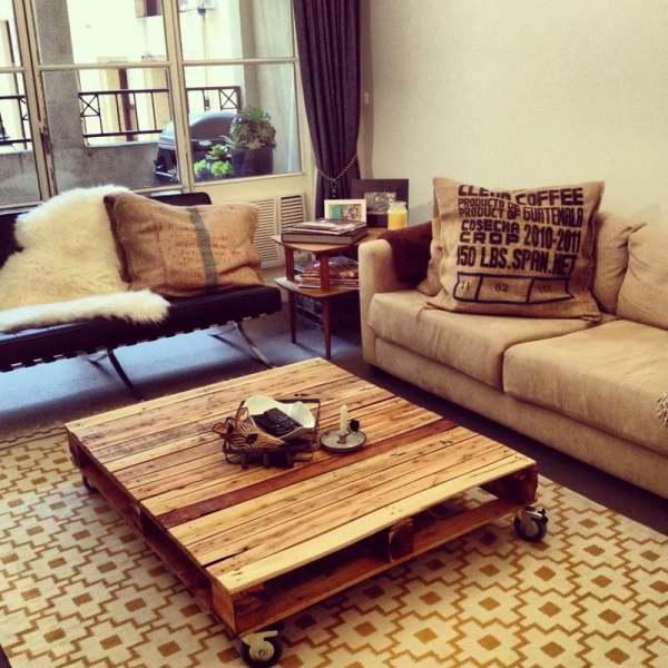 Easy DIY pallet sofa ideas