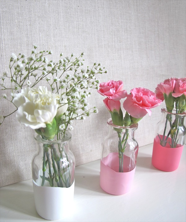 How to decorate your home with flower vase
