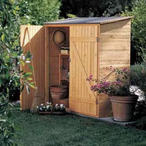 DIY storage shed ideas