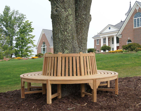 Recycled Pallet wood outdoor bench