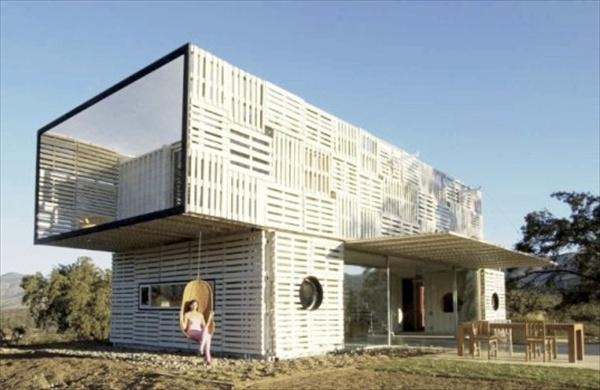 Pallet house diy