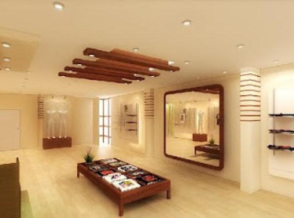 DIY Modern Room Ceiling