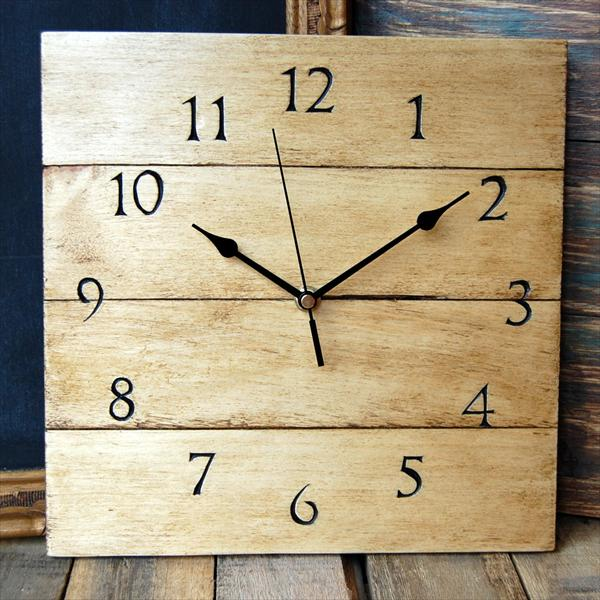DIY Wall Clock project