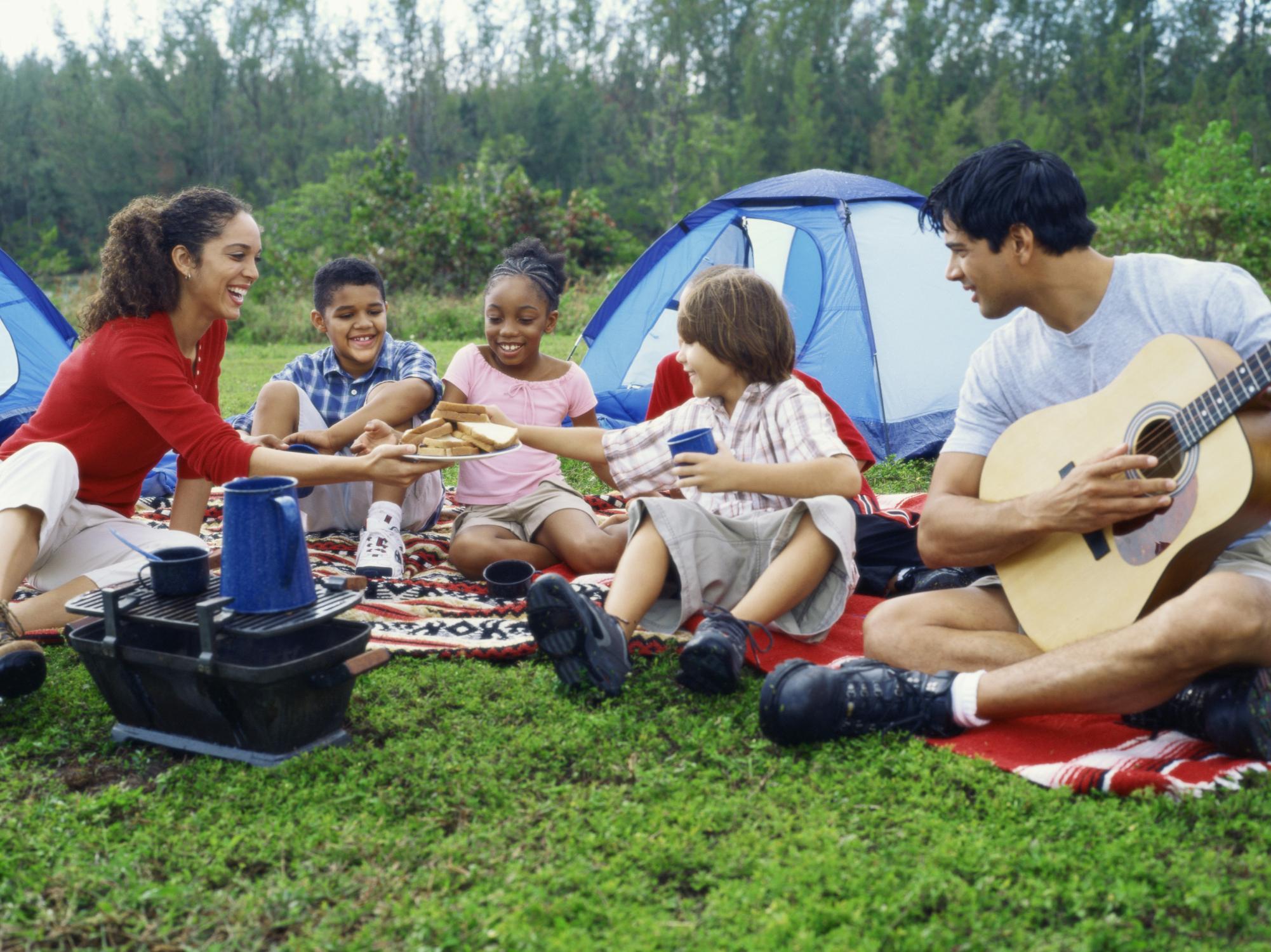 Diy Fantastic Outdoor Camping Ideas Easy Diy And Crafts