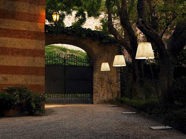 DIY outdoor lamps