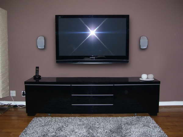 DIY TV Stand Project