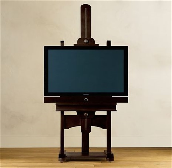 DIY Wooden TV Stand