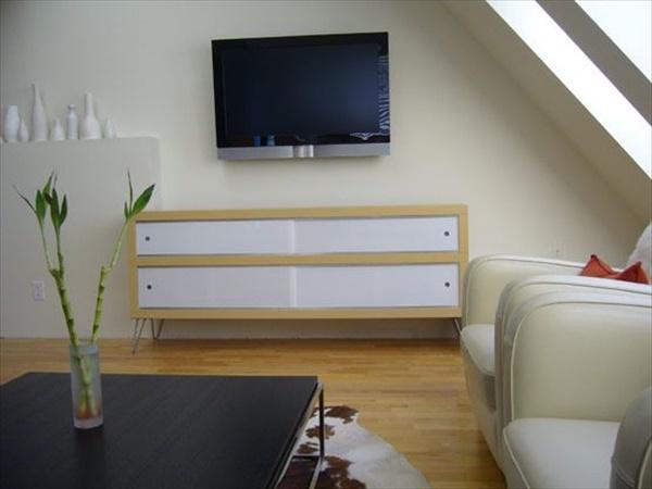 DIY Cheap TV Stand Ideas