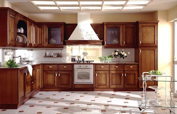 DIY kitchen storage solution
