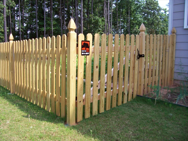 DIY Innovative Fence Installation Project EASY DIY and CRAFTS