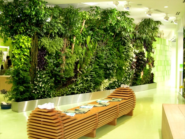 Innovative home indoor gardening