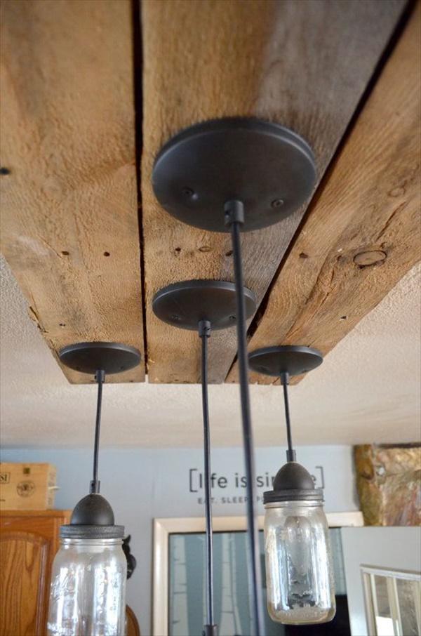 Easy Kitchen Lighting Ideas · How To Make Mason Jar Light
