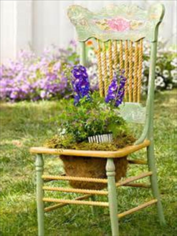 DIY patio planter ideas