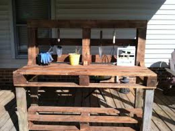 Do it yourself workbench