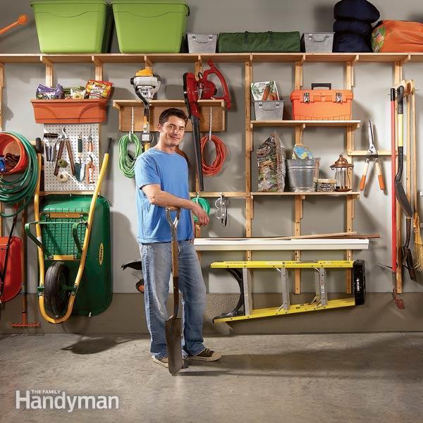 DIY organizing things at home