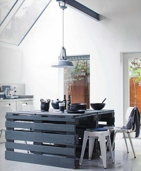 DIY kitchen furniture ideas