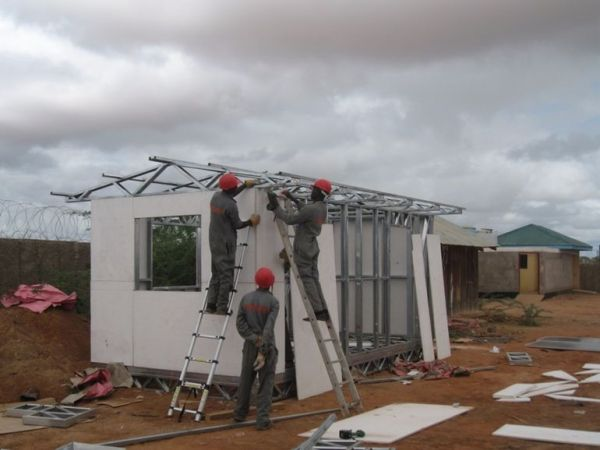 easy building a solar classroom