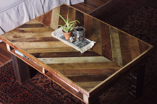 DIY wooden pallets ideas