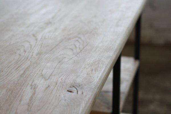 DIY easy wood desk plans
