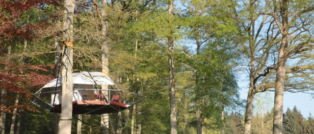 easy to install treehouse