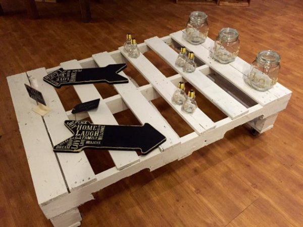 build your own coffee table