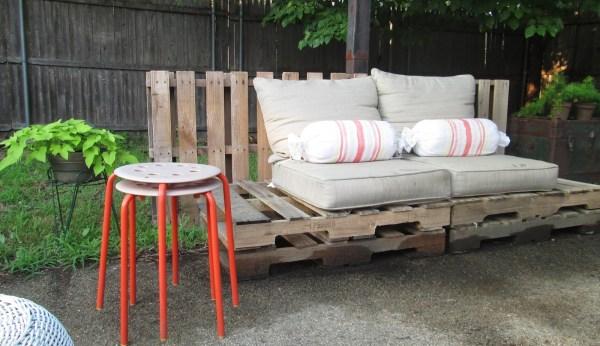 DIY pallet designs for furntiure