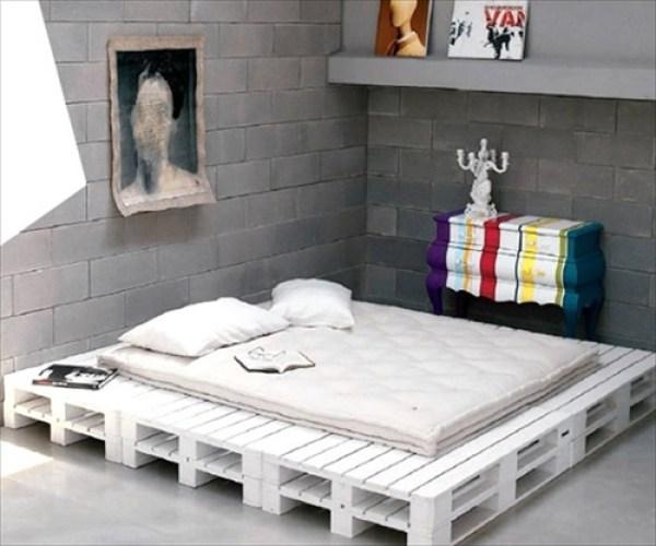 DIY Sleeping bed