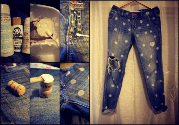 DIY Jeans Project
