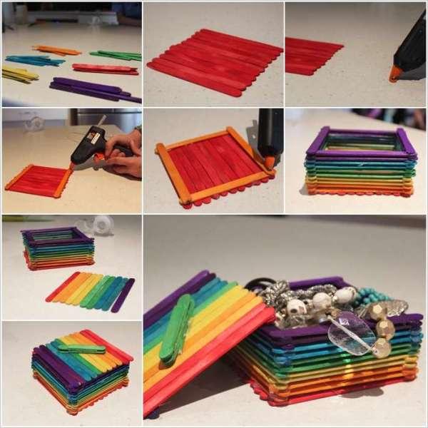DIY Rainbow Box Project