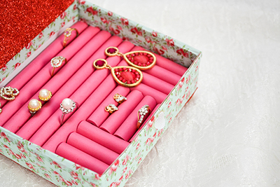 DIY Girly Box