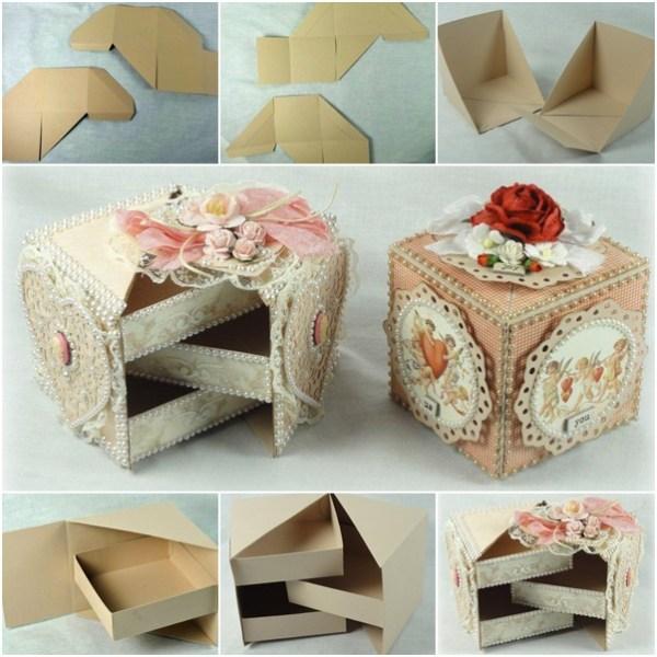 DIY Lady's Box