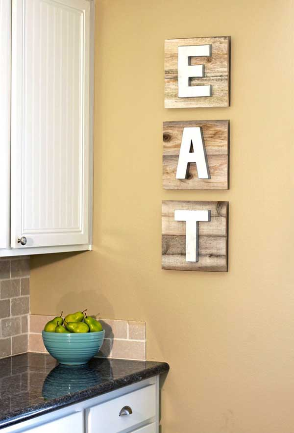 DIY Kitchen Creative Ideas