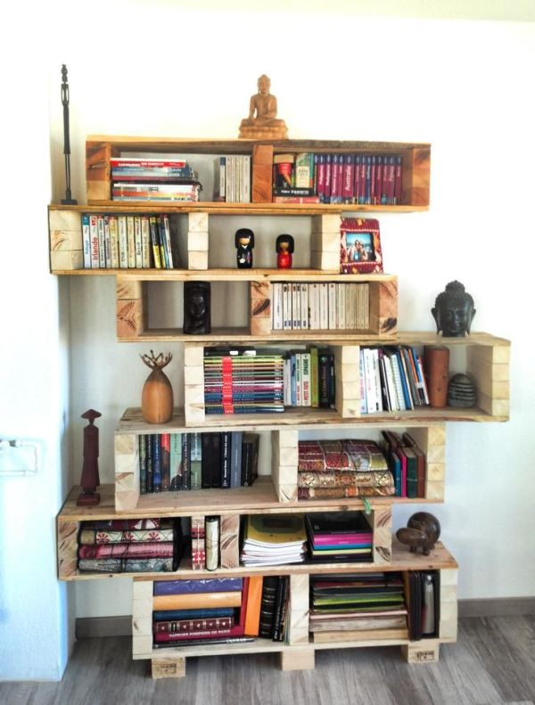 DIY Shelves project