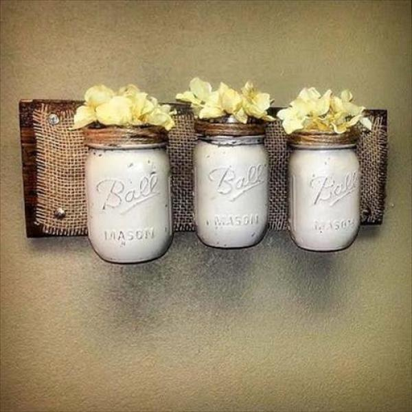 DIY White Jar