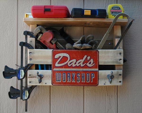 DIY Pallet Tools Design