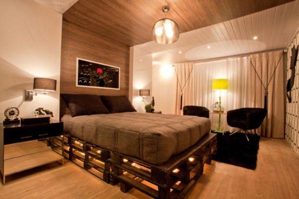 DIY Bed Led Lighs